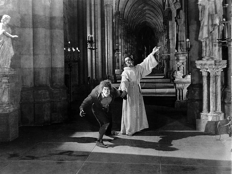 Movies & TV Trivia Question: How many actors played the live action (not animation or stage play) Hunchback of Notre Dame in the movies and TV?
