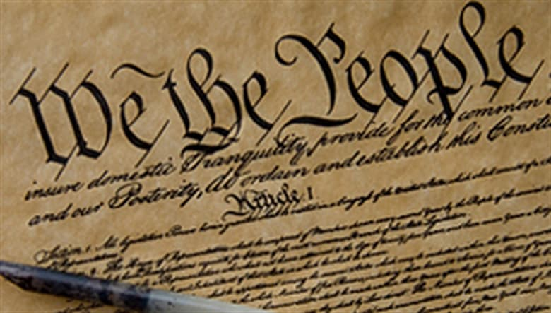 History Trivia Question: How many articles are in the original US Constitution?