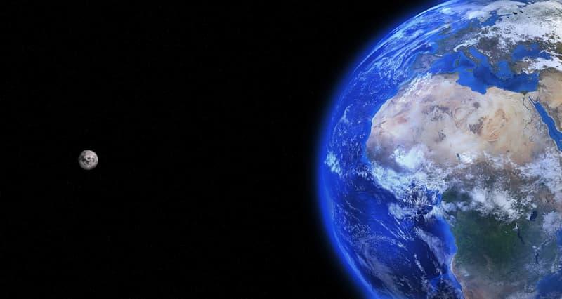 Wissenschaft Wissensfrage: Wie viele Planeten des Sonnensystems würden theoretisch zwischen der Erde und dem Mond passen?