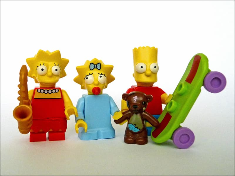 Movies & TV Trivia Question: How much does Maggie Simpson cost in the opening titles when she is scanned at checkout?