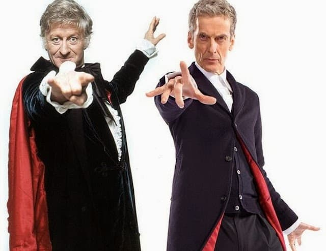 Movies & TV Trivia Question: In Doctor Who, the Doctor was exiled to earth by the Time Lords. During which actor's stint playing the character did he spend most of his time on earth?