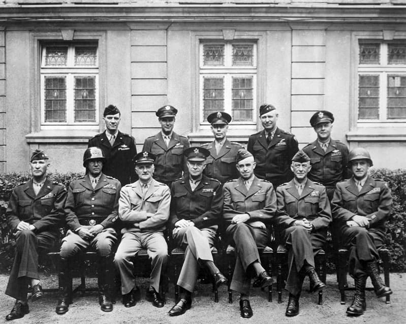 History Trivia Question: In November 1942 US forces took part in Operation Torch, a seaborne invasion: who was the enemy?