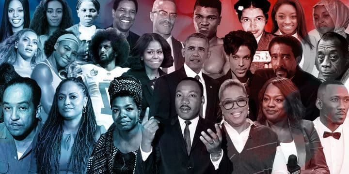 History Trivia Question: In what month is Black History observed in the USA and Canada?