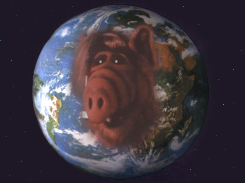 Кино Вопрос: Как называлась планета с которой прибыл главный герой сериала инопланетянин Альф?