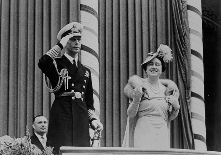History Trivia Question: King George VI was the first British monarch to visit the United States