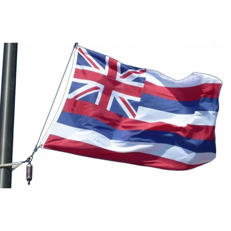 """География Вопрос: На флаге какого американского штата до сих пор """"красуется"""" изображение флага Великобритании?"""
