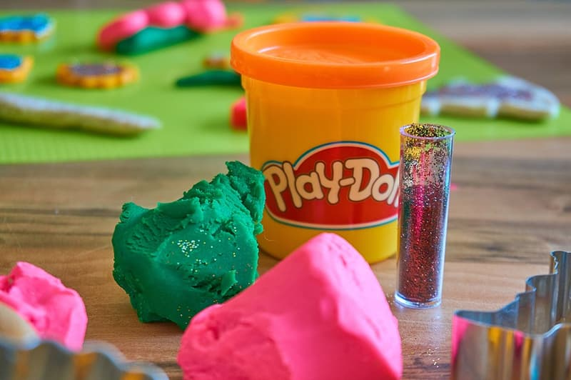 Society Trivia Question: Play-Doh was originally developed as a wallpaper cleaner: True or false?