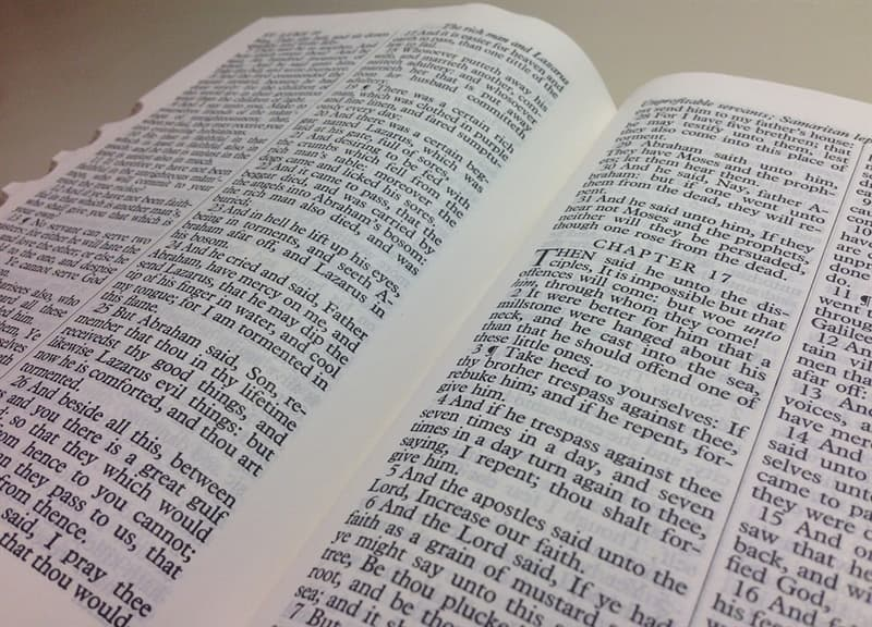 Culture Trivia Question: What reference is the shortest verse of the Bible?