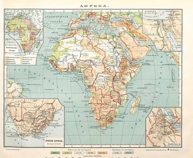География Вопрос: Сколько испаноговорящих стран находится в Африке?
