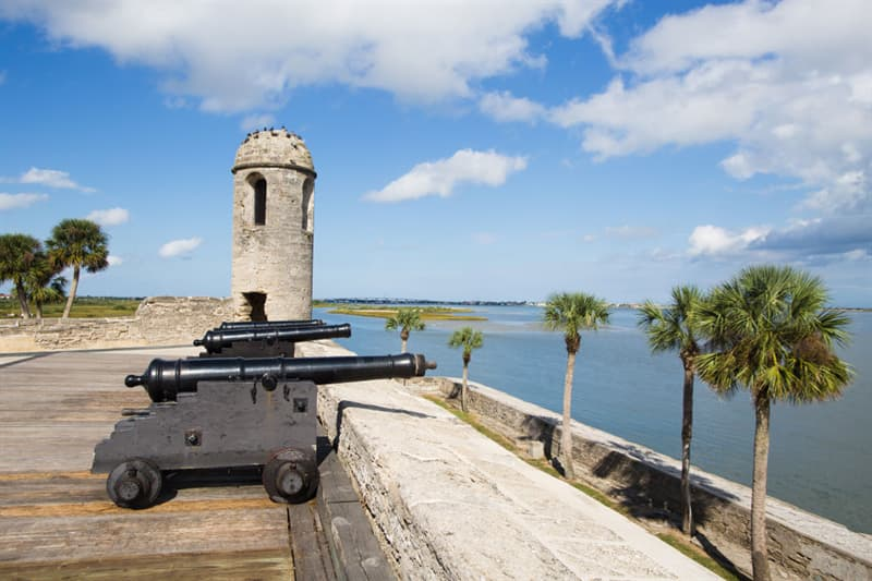 Society Trivia Question: St. Augustine in Florida is the oldest city in the U.S. True or false?