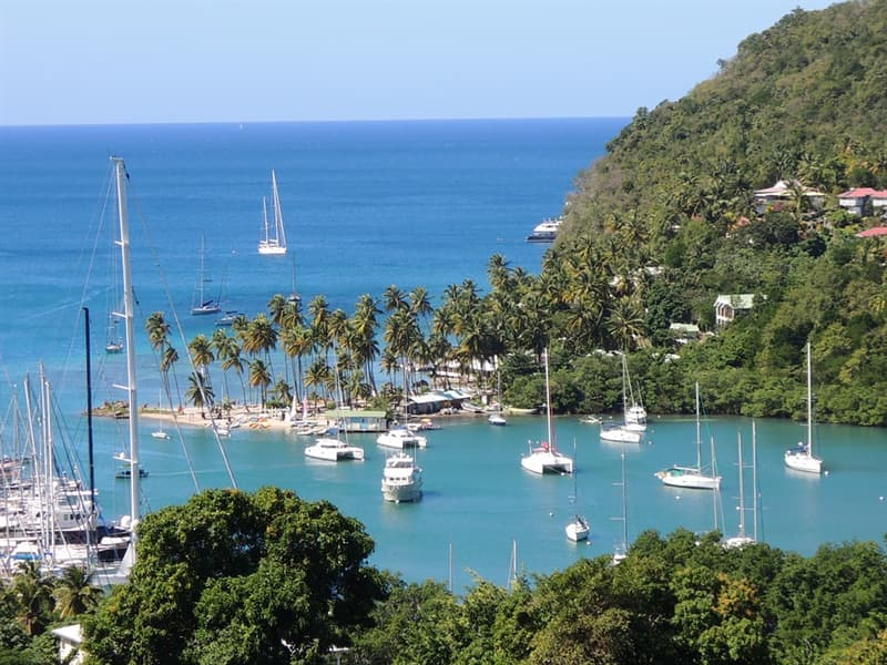 Geography Trivia Question: St. Lucia is a small island country in the West Indies. It became independent in 1979 after being ruled by what country since 1814?