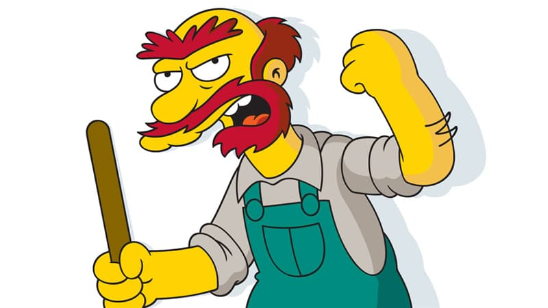 Movies & TV Trivia Question: The ferocious and incomprehensible groundskeeper Willie of Springfield elementary school was from ... where?