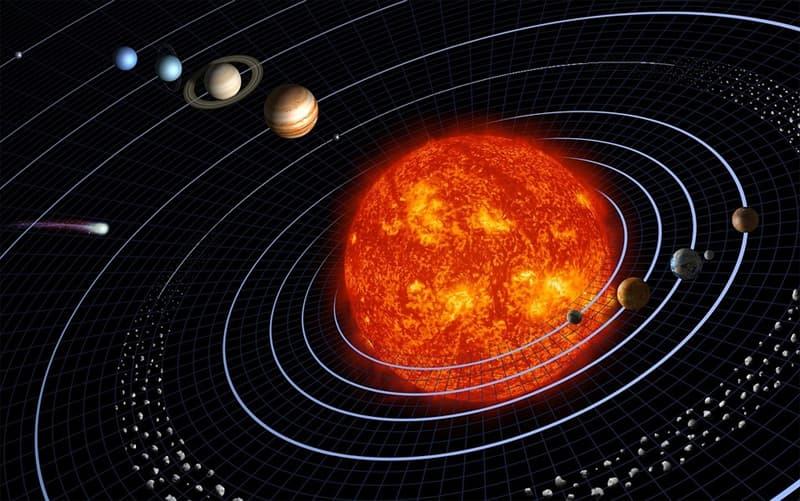 Наука Вопрос: У какого из ниже перечисленных крупных (диаметром более 1000 км) спутников планет Солнечной системы самый длительный орбитальный период (период обращения вокруг своей планеты)?