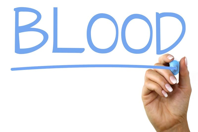 Science Trivia Question: What are the major blood types?
