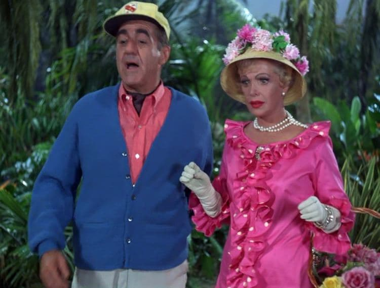 "Movies & TV Trivia Question: What did Thurston Howell, III, of ""Gilligan's Island"", always call his wife?"