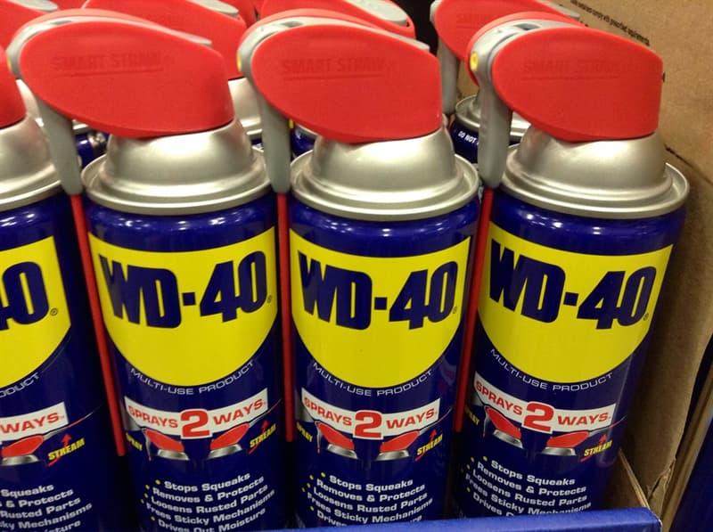 Сiencia Pregunta Trivia: ¿Qué significa WD-40?