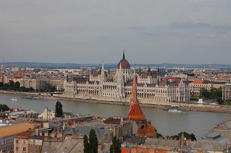 Geographie Wissensfrage: Was ist die Hauptstadt Ungarns?