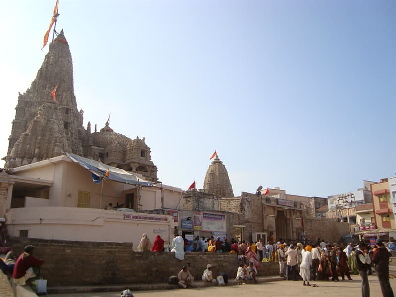 Geography Trivia Question: What is the capital of the Indian state of Gujarat?