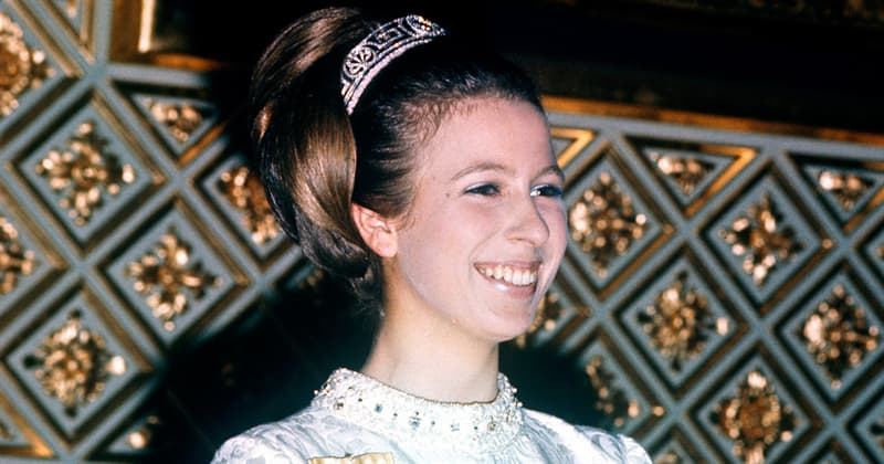 History Trivia Question: What is the name of Queen Elizabeth II's only daughter?