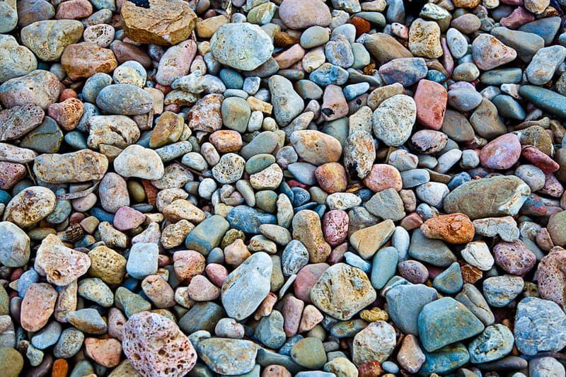 Nature Trivia Question: Which of these is the only rock that is edible for humans?