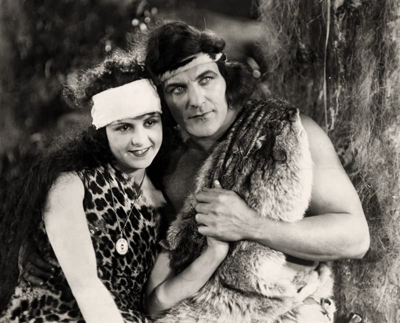 Movies & TV Trivia Question: What is the title of the first Tarzan movie of the silent era?