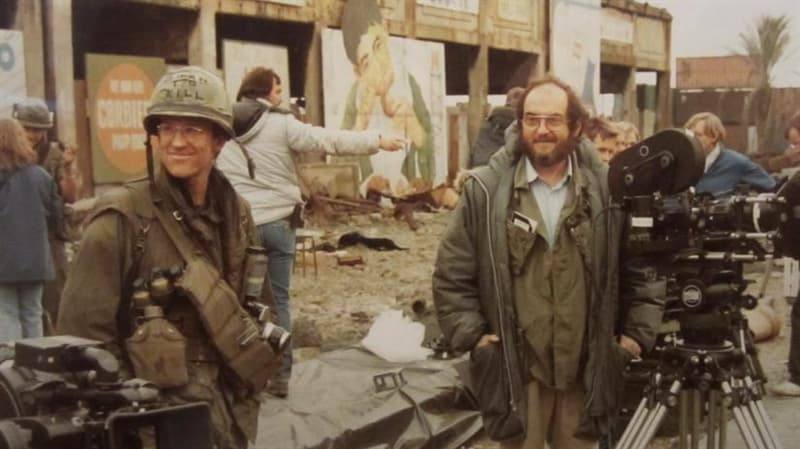 Movies & TV Trivia Question: What song was sung at the end of Kubrick's Full Metal Jacket?