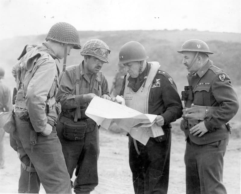 History Trivia Question: What was the longest continuous military campaign during the Second World War?