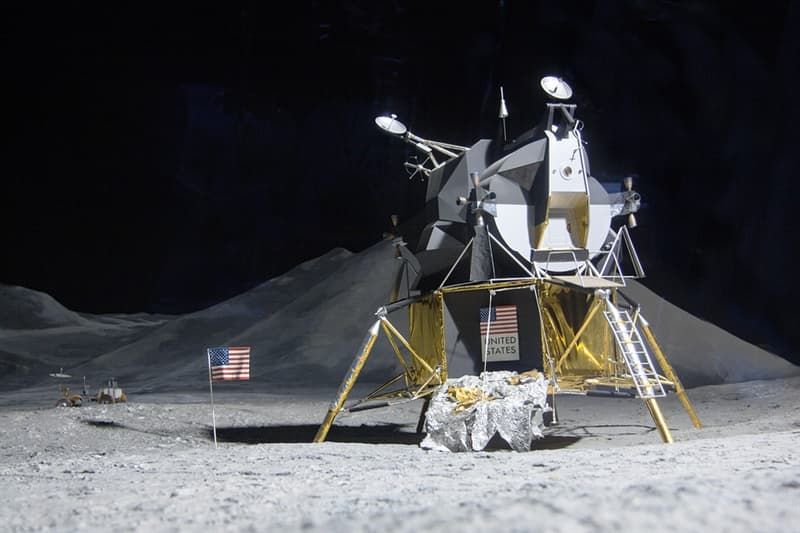 History Trivia Question: What were the first words spoken as the Apollo 11 lunar lander touched the moon?