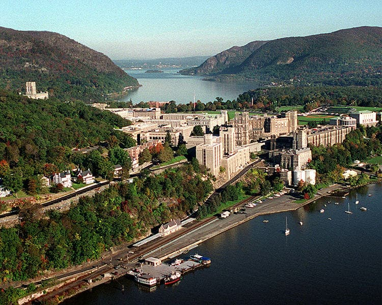 History Trivia Question: When did West Point go co-ed?