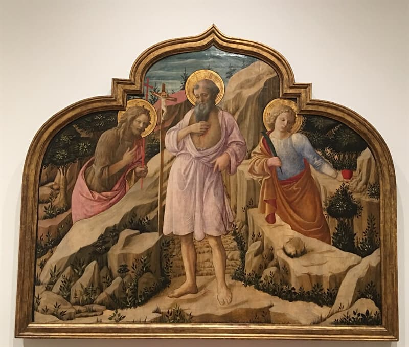 Culture Trivia Question: When is the Feast Day of St. John the Baptist?