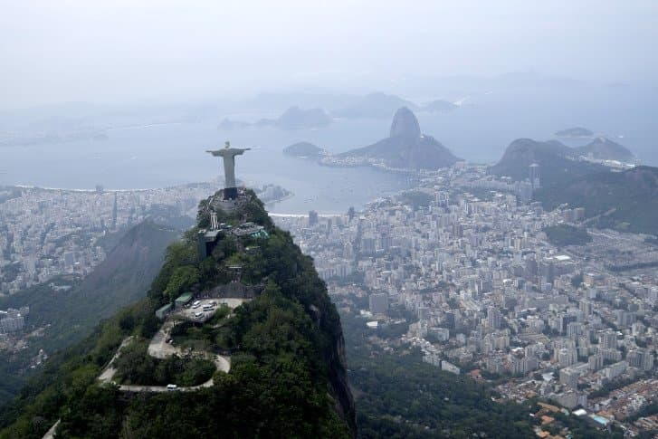 Geography Trivia Question: When was Rio de Janeiro founded?