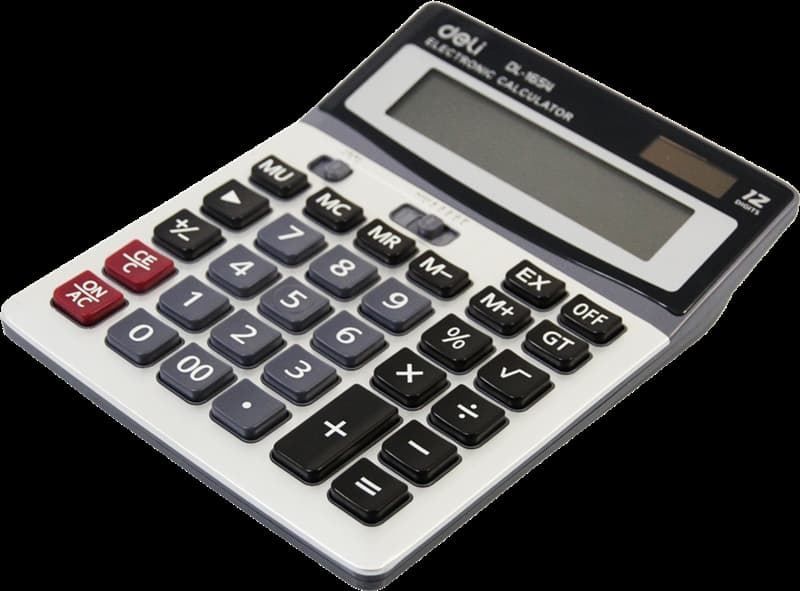 Science Trivia Question: When was the first solid-state electronic calculator created?