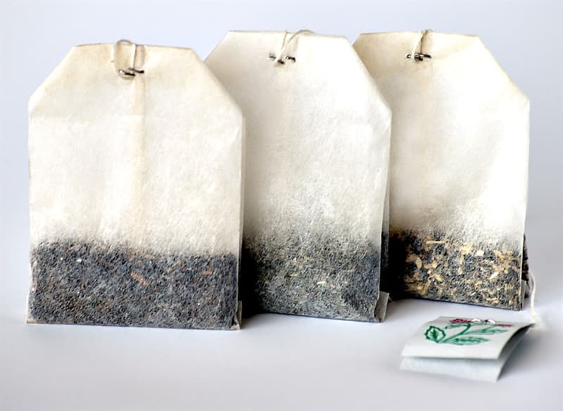 Society Trivia Question: When was the first tea-bag patent?