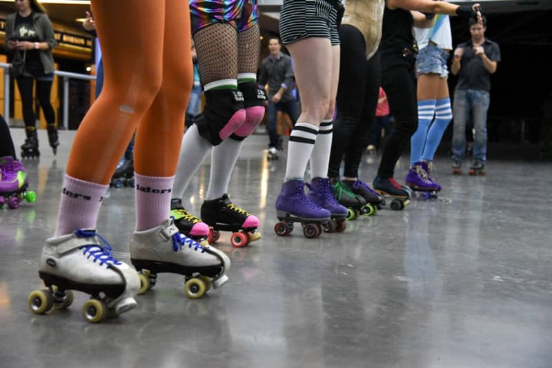 Society Trivia Question: When were the Roller Skates invented?