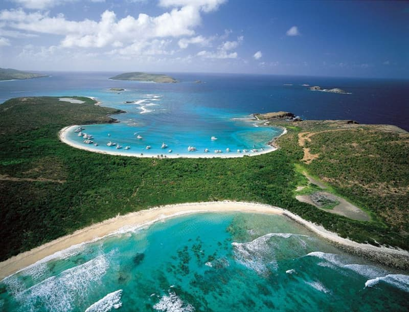 Geography Trivia Question: Where in the Caribbean is Culebra Island located?