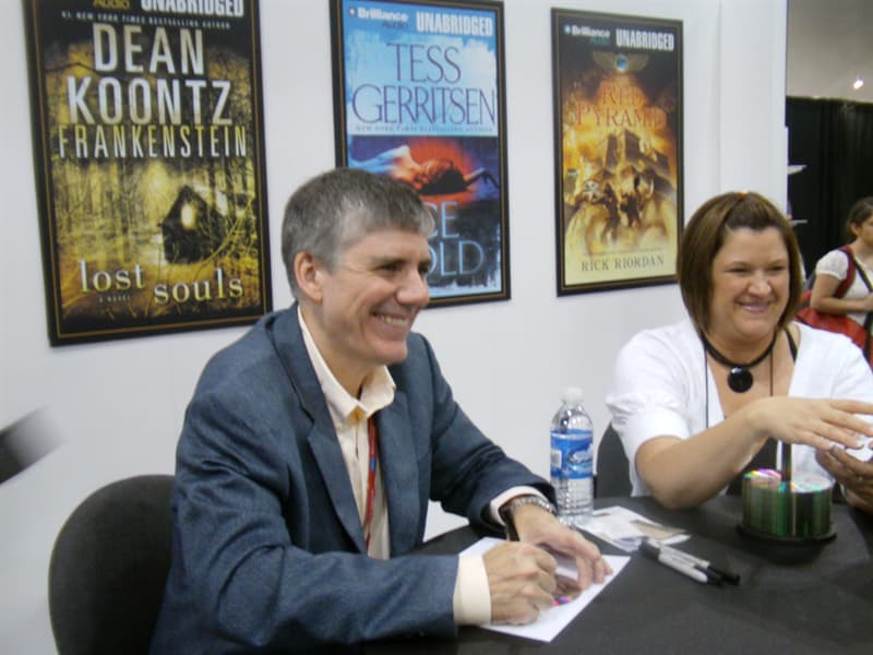 "Culture Trivia Question: Where was Rick Riordan, the author of the popular children's book series ""Percy Jackson and the Olympians"", born?"