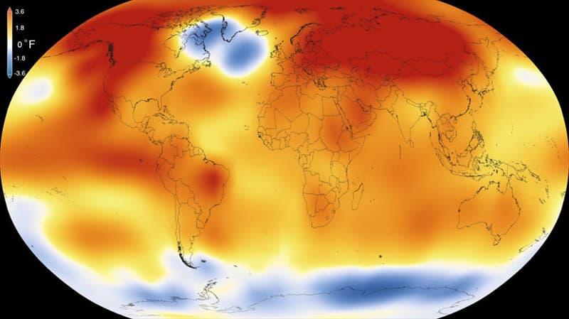 Geographie Wissensfrage: Wo wurde die bisher tiefste meteorologisch bestimmte Lufttemperatur der Erde gemessen?
