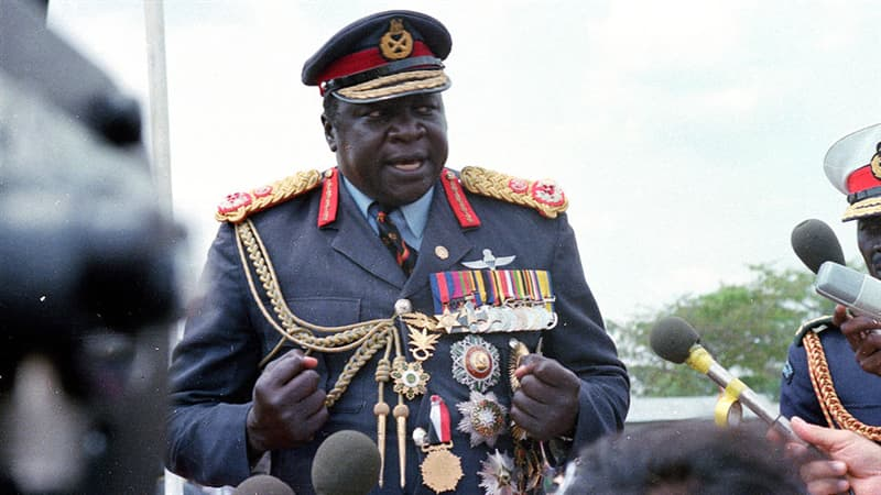 History Trivia Question: Which African country was this man leader of between 1971 -  1979?