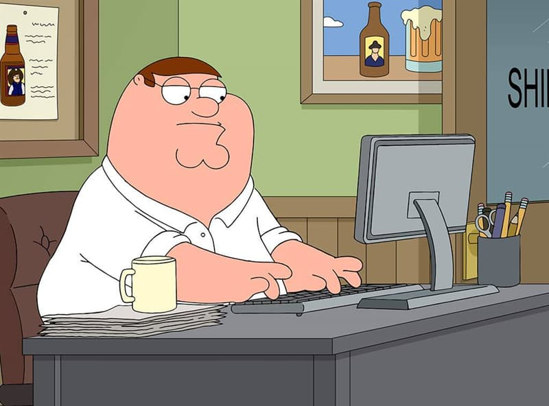Movies & TV Trivia Question: Which city does Peter Griffin live in?