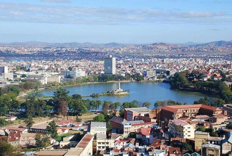 Geography Trivia Question: Which city is the capital of Madagascar?