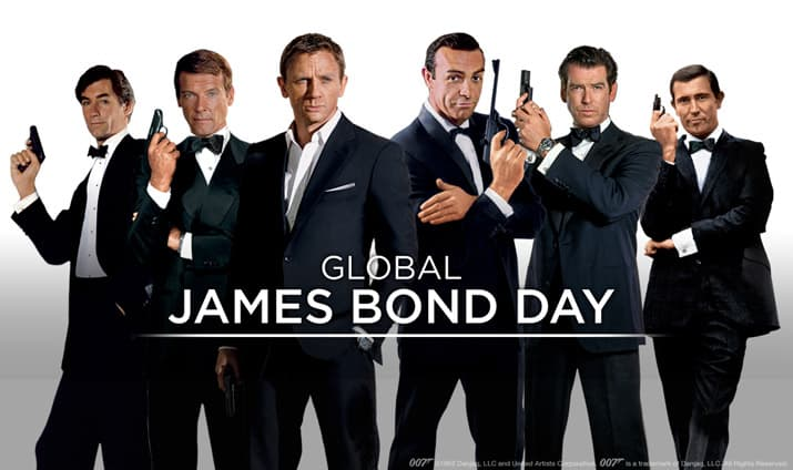 Culture Trivia Question: Which is the only James Bond novel to be set entirely in Britain?