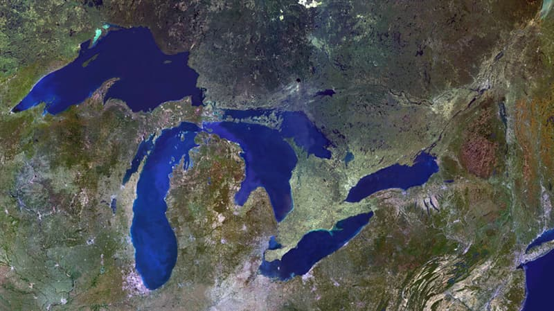 Geography Trivia Question: Which is the smallest Great Lake?