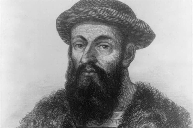 Geography Trivia Question: Which Island celebrates Magellan Day on the first Monday in March?