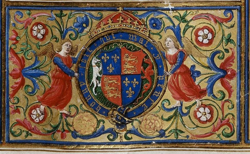 History Trivia Question: Which of Henry VIII's wives was a direct descendant of Edward III?