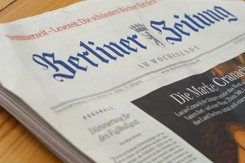 History Trivia Question: Who published the first German-language newspaper in the USA?