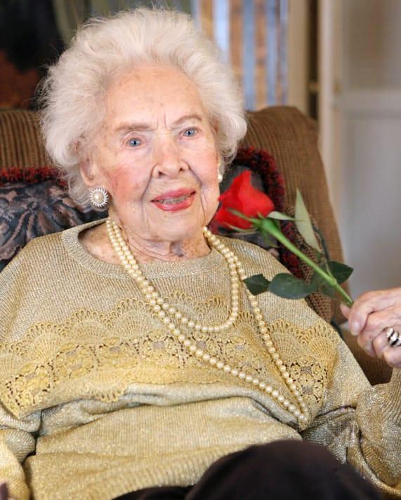 Society Trivia Question: Who was Doris Eaton Travis?