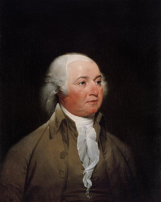 History Trivia Question: Who was the 2nd President of the United States of America?