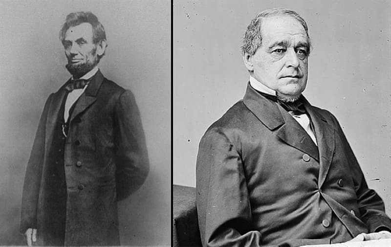 History Trivia Question: Who was the first US Vice President from the Republican Party? He served under President Lincoln.