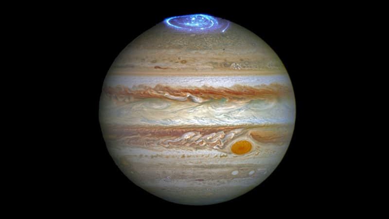 Science Trivia Question: Approximately how long would it take to send a message from earth to, and receive a confirmation from, a spacecraft orbiting Jupiter, if the planets are in alignment with the sun?