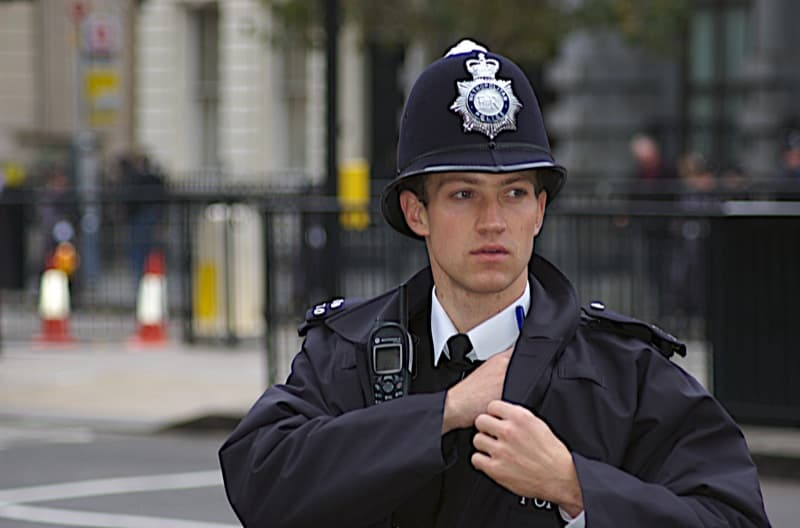 "Society Trivia Question: British police officers are often called ""bobbies"". Why?"
